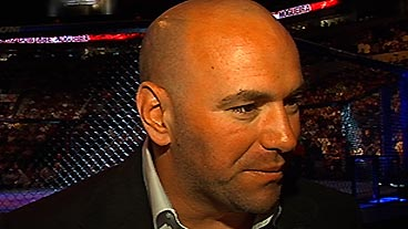 UFC 102: Dana White on Marquardt