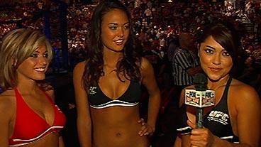 UFC 102: Octagon Girls!