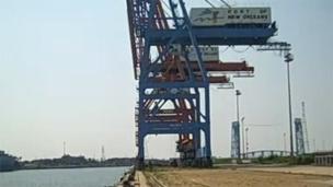Gustav & The Port of New Orleans