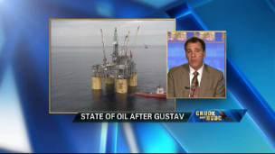 Gustav's Impact on Oil