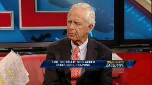 Ex. SEC Chief on Madoff