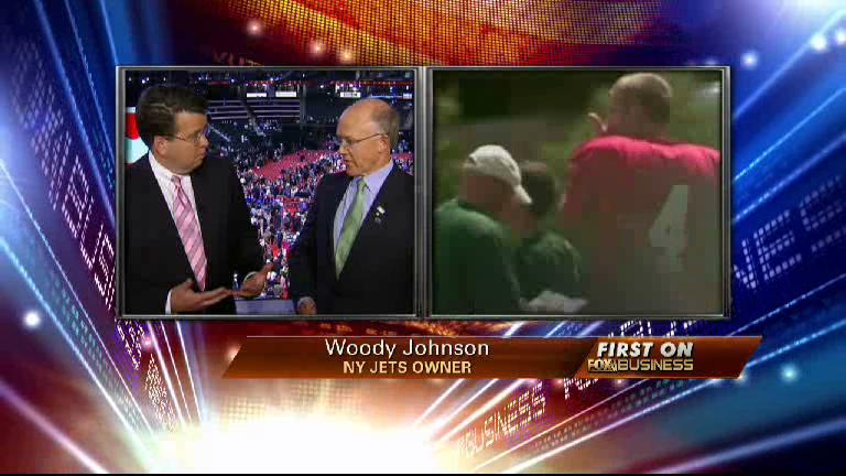 Woody Johnson Weighs In On RNC