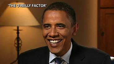 Obama Bonds With O'Reilly