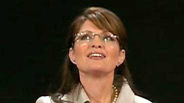Sarah Palin's Evolution