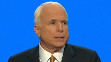 McCain's New Strategy