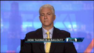 Bailout's Impact on Taxes