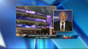 Lehman's Core Business