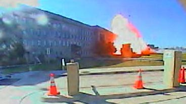 'Explosion at the Pentagon'
