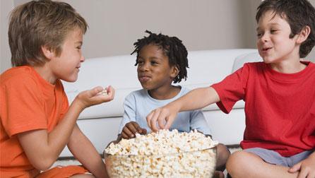 6 Kid-Friendly Snacks