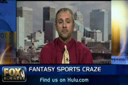 Fantasy Football's Big Money