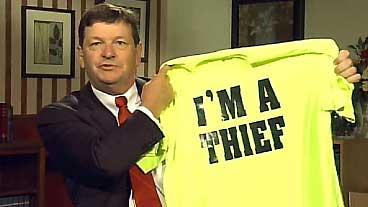'I'm a Thief'