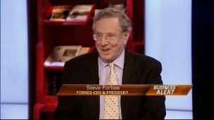 Steve Forbes On Wall Street Turmoil