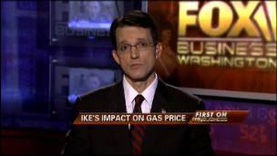 Ike's Impact on Oil