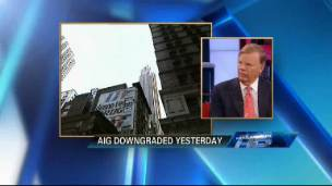 Foreseeing AIG