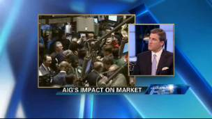 AIG's Market Impact