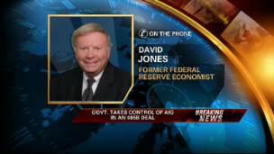 Former Fed Economist On Fed Loan To AIG