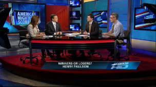 Henry Paulson: Winner?