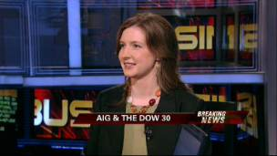 AIG and the Dow