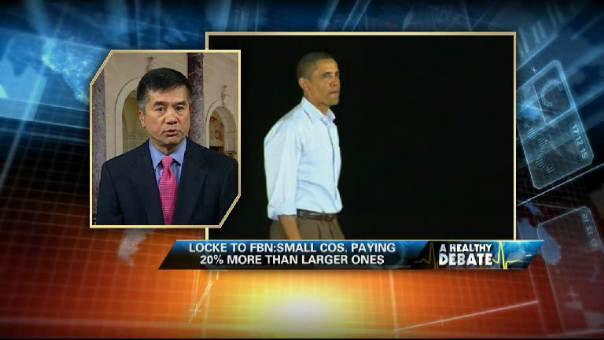 Sec. Locke: Health Reform Good for Business