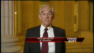 Rep. Ron Paul on AIG