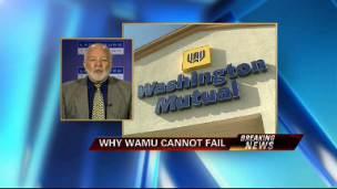 Why WaMu Can't Fail