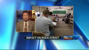 Bailout Impact on Main Street