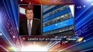 The Cavuto Capper: Lights Out At Lehman