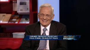 O'Neill On Saving The U.S. Financial System
