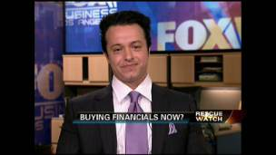 Who is Still Buying Financial Companies?