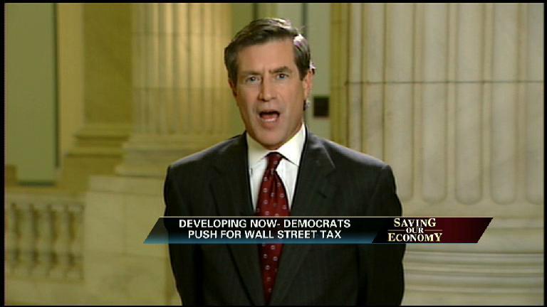 Wall Street Bailout Tax?