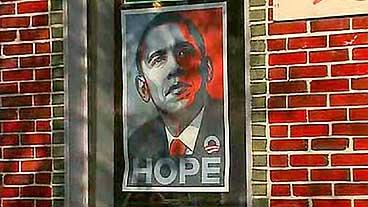 Boost for Barack?