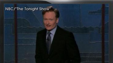 Conan Suffers Concussion