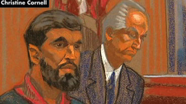 Terror Suspect Pleads Not Guilty