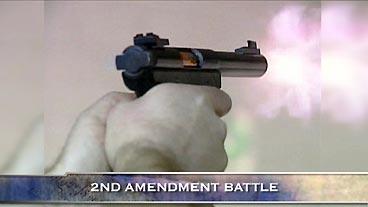Second Amendment Battle