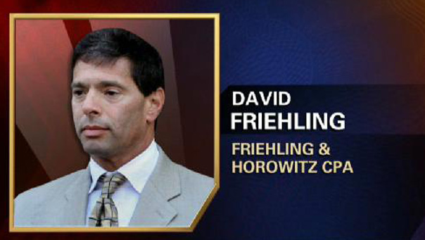 Friehling Working on Plea Deal