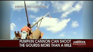 Gourd Gun