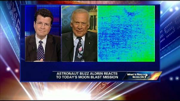 Buzz Aldrin on Moon Blast Mission