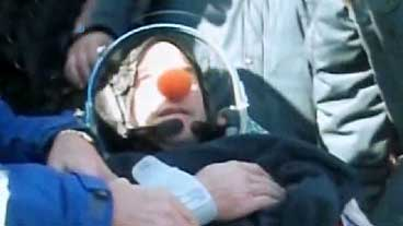 Clown in Space