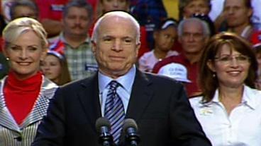 McCain's 'Fight' Speech