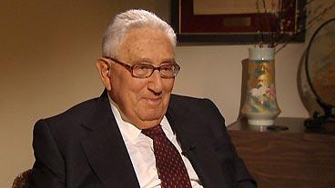 Dr. Henry Kissinger, Pt. 1
