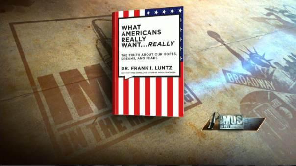 Luntz on Washington's Waste