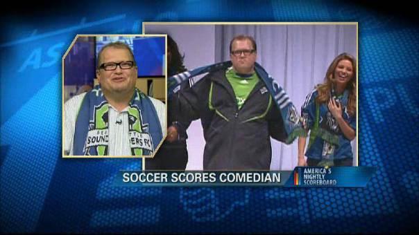 Drew Carey: Soccer Aficionado