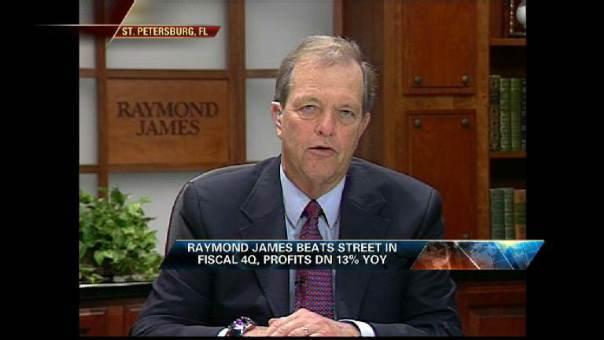 Raymond James CEO on Earnings