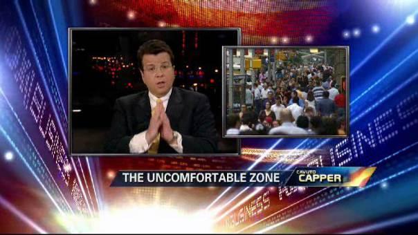 The Uncomfortable Zone