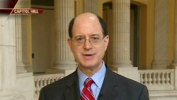 Rep. Sherman on Financial Regulation