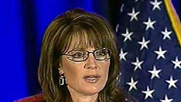 Palin's Pledge
