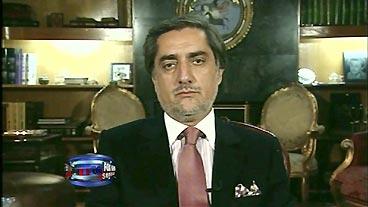 Abdullah Abdullah on 'FNS'