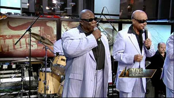 'Up Above my Head' by The Blind Boys of Alabama