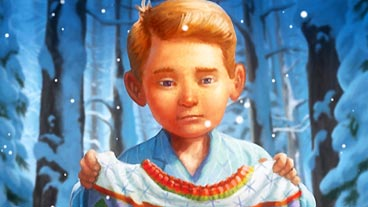 'The Christmas Sweater' Picture Book