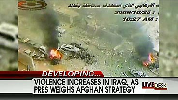 Terrorists Take Responsibility